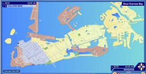 Key West, Florida Map