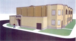 Proposed Culver Elementary School Gym Addition