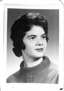 Aunt Lana's Yearbook Picture