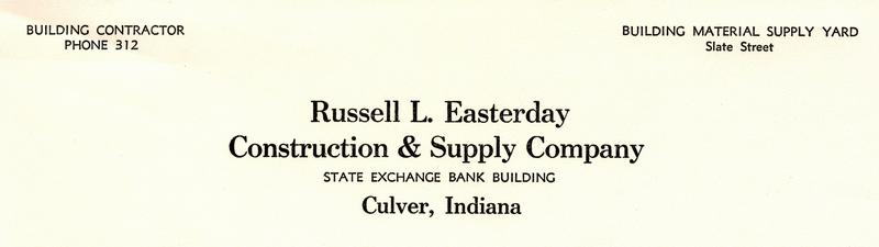 original letterhead