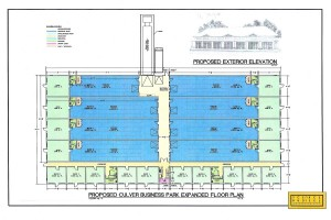 Culver Business Park Floor Plan