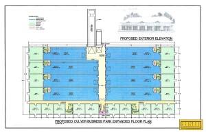 Culver Business Park Floor Plan