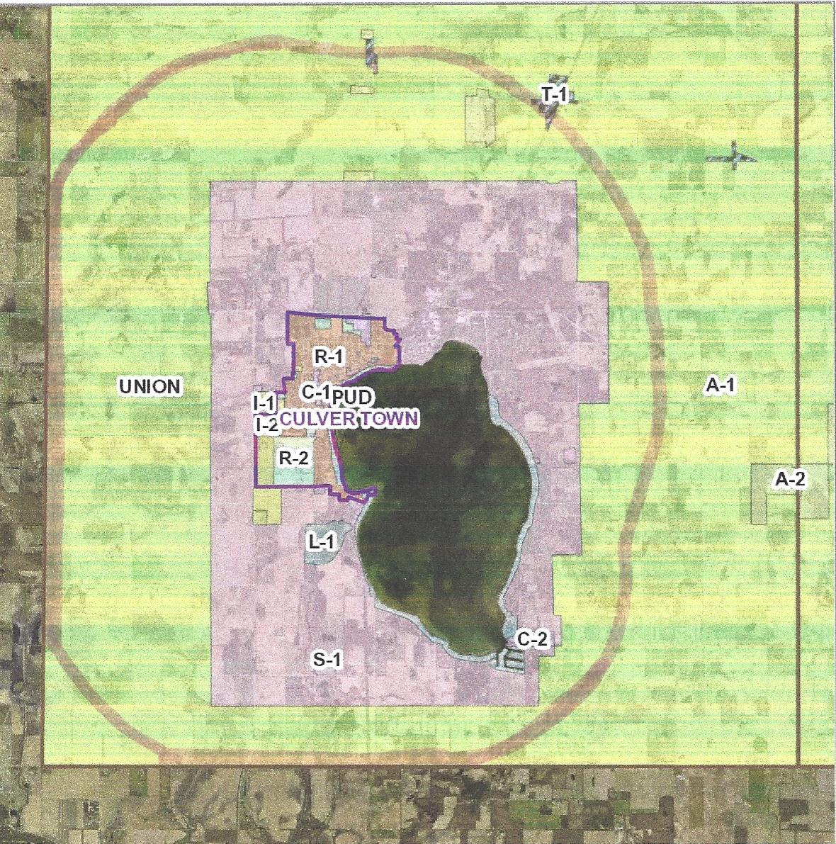 Culver Zoning Boundary0001