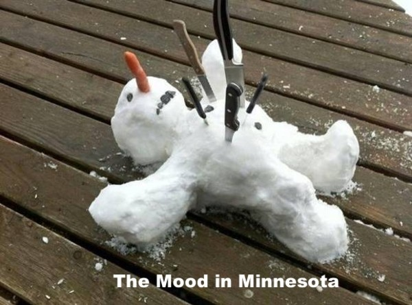 The Mood in Minnesota