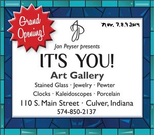 It's You Art Gallery Grand Opening