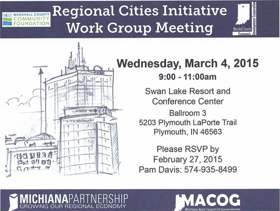 Regional Cities Initiative Work Group Meeting