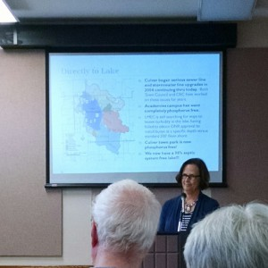 LMEC Watershed Stakeholder's Meeting 6-26-15