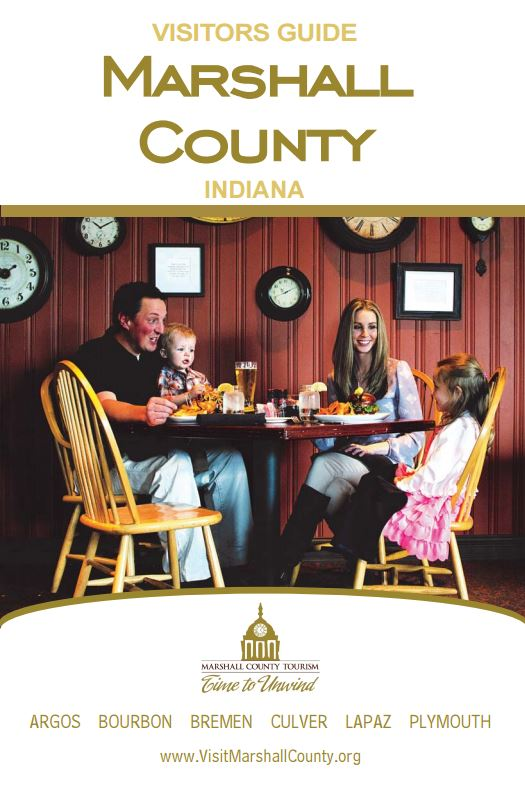 Marshall County Visitors Guide '15