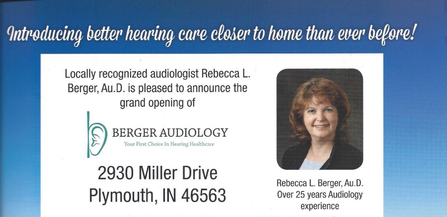 Berger Audiology Mailer 8-15