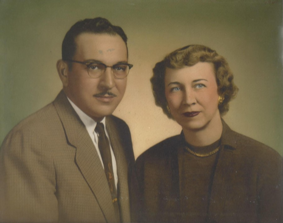 Bill & WIlma Murphy Back in the Day!
