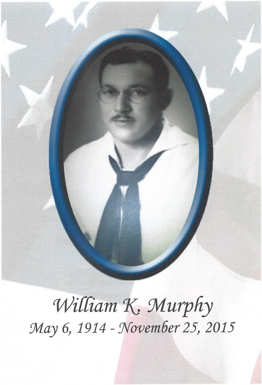 William Murphy Obituary Picture