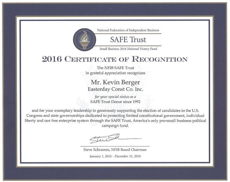 Safe Trust 2016