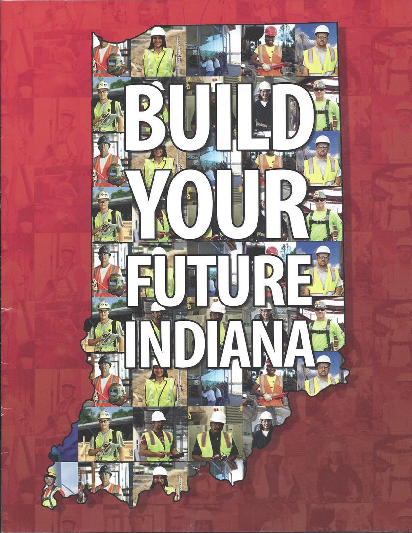 Build Your Future Indiana Cover