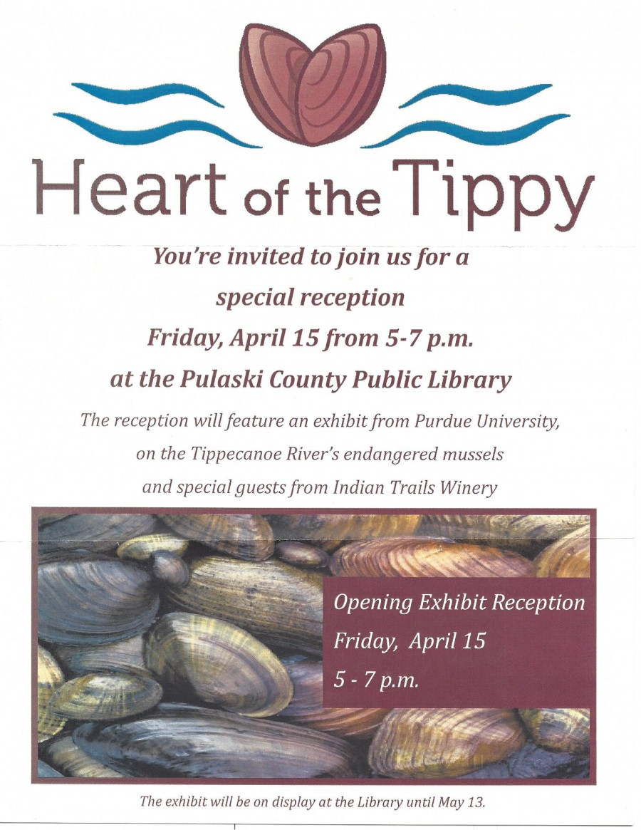 PCPL - Heart of the Tippy Reception