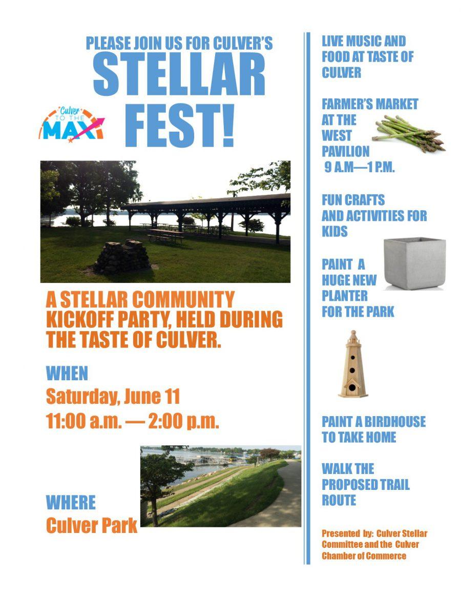 Stellar Fest Invite
