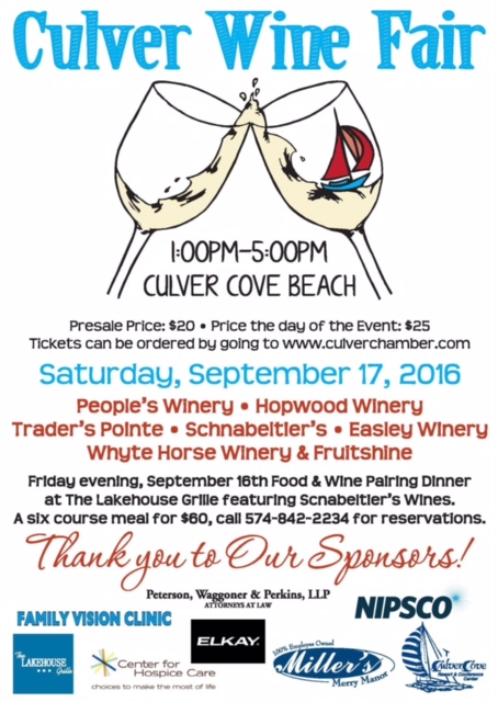 Culver Wine Fair '16