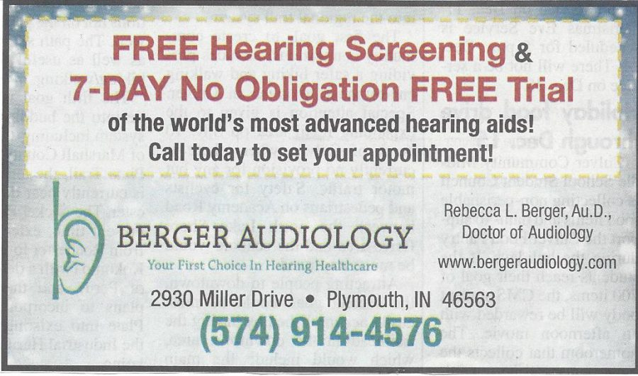 berger-audiology-ad-culver-citizen-12-9-16